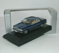Mercedes-Benz W 123 Coupe - surfblue - Minichamps 1:43 !