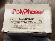 PolyPhaser Surge Suppresor Antenna AL-LSXM-ME 2.0-6.0 GHz NIB