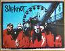 ⭐⭐⭐⭐ Slipknot ⭐⭐⭐⭐ Kyuss ⭐⭐⭐⭐ 1 Poster 45 x 58 cm ⭐⭐⭐⭐