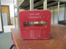 Westinghouse Current Transducer	1789C48G74 1600: 5A Ratio Used