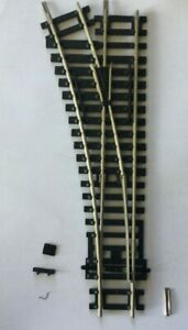 Hornby 00 gauge Nickel Silver R8072 Points for switch reassembly, parts supplied