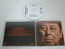 ATAHUALPA YUPANQUI/BASTA YA (PLÄNE 8864) CD ALBUM
