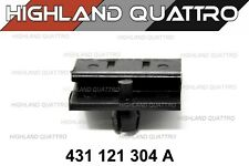 Audi ur quattro coupe cowl clip for radiator 431121304A