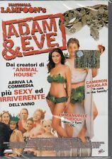 ADAM & EVE - DVD (NUOVO SIGILLATO)