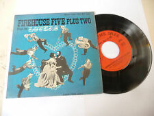 FIREHOUSE FIVE PLUS TWO-disco 45 giri EP(4 brani) GOOD Time Italy 1957""