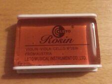 Rosin Resin for Violin Viola Cello String BOW Hi Quality FREEPOST UK SELLER
