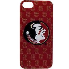 Florida State Seminoles for Apple iPhone 5 5S SE NCAA Slim Case Plastic Cover