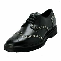 Giuseppe Zanotti Homme Men's Leather Lace Up Oxfords Shoes US 9 IT 42