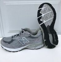 New Balance 990 Running Women's Shoes  Gray White  W990GL3 Sz 9 D Made in USA