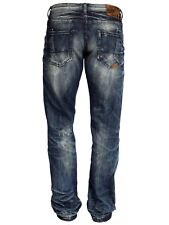 PRPS Goods and Co. Barracuda Dark Blue Jeans E61P86X Straight Leg Regular Fit 30