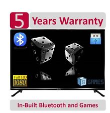 "BlackOx 32LYN3201 32"" 1080p Full HD* LED TV -5 yrs Wty- Games+MHL;5 Years Wty."
