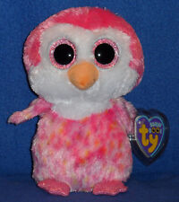 TY BEANIE BOOS BOO'S - GERMANY SHOW EXCLUSIVE PENGUIN  - TOY FAIR 2013 - RARE