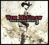 TIM McGRAW - GREATEST HITS Volume 3 CD ~ COUNTRY *NEW*
