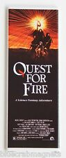 Quest for Fire FRIDGE MAGNET (1.5 x 4.5 inches) insert movie poster caveman