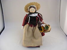 """Mary Michaels 1995 Handcrafted Doll 12"""""""