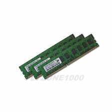 12GB (3x4GB) DDR3 PC3-8500 1066MHz ECC Memory RAM for 2009 2010 Apple Mac Pro
