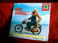 BON VOYAGE! LP 1970s NUDE on Motor Bike EASY RYDER > MINT Motorcycle Cover