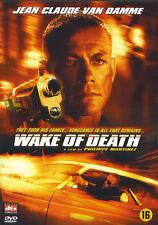 Jean-Claude Van Damme : Wake of death (DVD)