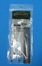 Weaver Top Mount Base 414M 48426 Matte Remington 597 597LSS
