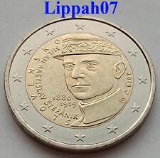 Slowakije / Slovakia speciale 2 euro 2019 Milan Rastislav Stefanik UNC
