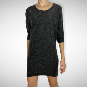 Country Road Drop Shoulder Knit Dress