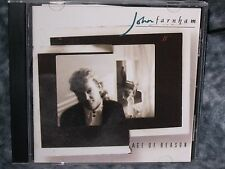 "JOHN FARNHAM FROM LITTLE RIVER BAND, ""AGE OF REASON"" JAPAN CD WITH OBI"