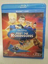 Meet the Robinsons (Blu-ray/DVD, 2011, 2-Disc Set) Disney