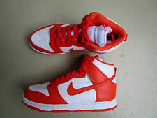 Nike Air Dunk High Retro QS 44.5 White/Orange Blaze