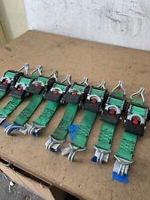 8 Stück spanngurte automatik