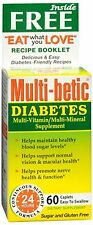 Multi-betic Multi-Vitamin Tablets 60 Tablets (Pack of 2)