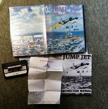 Msx game jump jet combat flight simulator/anirog