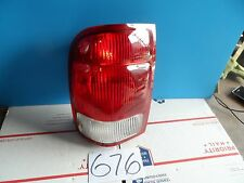 01 02 03 04 05 Ford Ranger DRIVER Side tail light Used rear Lamp 676