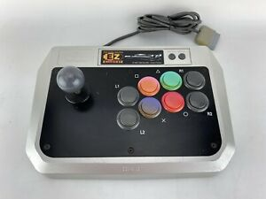 Hori Ehrgeiz Arcade Fight Stick Playstation PS1 PS2