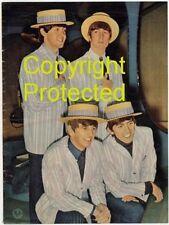 Beatles UK '60s magazine Fabulous 208 photo #001 ABC