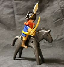 Playmobil - Mounted Napoleonic Officer (e)