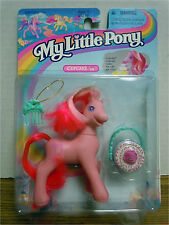 CUPCAKE Secret Surprise Friends My Little Pony 1997 NEW MOC Mint Hasbro G2