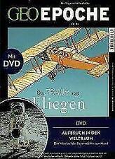 GEO Epoche (mit DVD) / GEO Epoche mit DVD 86/2017 - Der Traum vom Fliegen (2017, Taschenbuch)