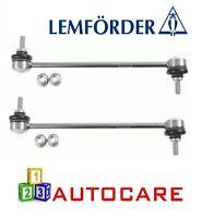 Lemforder Anti Roll Ball Stabiliser Link Front x2 For BMW 3 Series E46 Z4