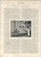 1902 New York's Largest Bakery Fleishman