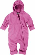 Playshoes Fleece-overall Rose Größe 74