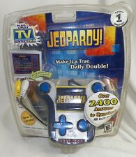Jeopardy Plug & Play TV Video Game JAKKS Pacific NEW