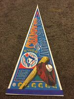 TORONTO BLUE JAYS 1993 WORLD SERIES CHAMPIONS OFFICIALLY LICENSED PENNANT