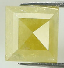 Natural Loose Diamond Yellow Color Princess I3 Clarity 4.40 MM 0.66 Ct KR1800