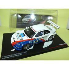 BMW M3 GTR N°42 24 Heures De Nurburgring 2004 ALTAYA 1:43  1er