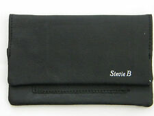 Personalised Leather Tobacco Pouch Great For The Smoker Who Roles Own Cigarettes