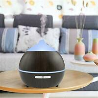 Essential Oil Diffuser Aromatherapy Cool Mist Humidifier 7 Colors 250 ML