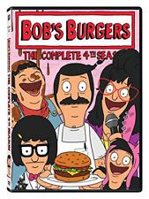 Bob's Burgers: The Complete 4th Season, Very Good DVD, ,