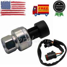 ROHOPE Oil Pressure Sensor 194-6725 Caterpillar Cat C15 MXS BXS NXS C-15 C-12 3406E