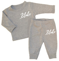 Personalised Has Arrived Baby Set Babygrow Hospital Outfit Ultimate Newborn Set