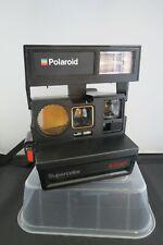 Vintage POLAROID SUPERCOLOR 670 AF - 600 series retro photography